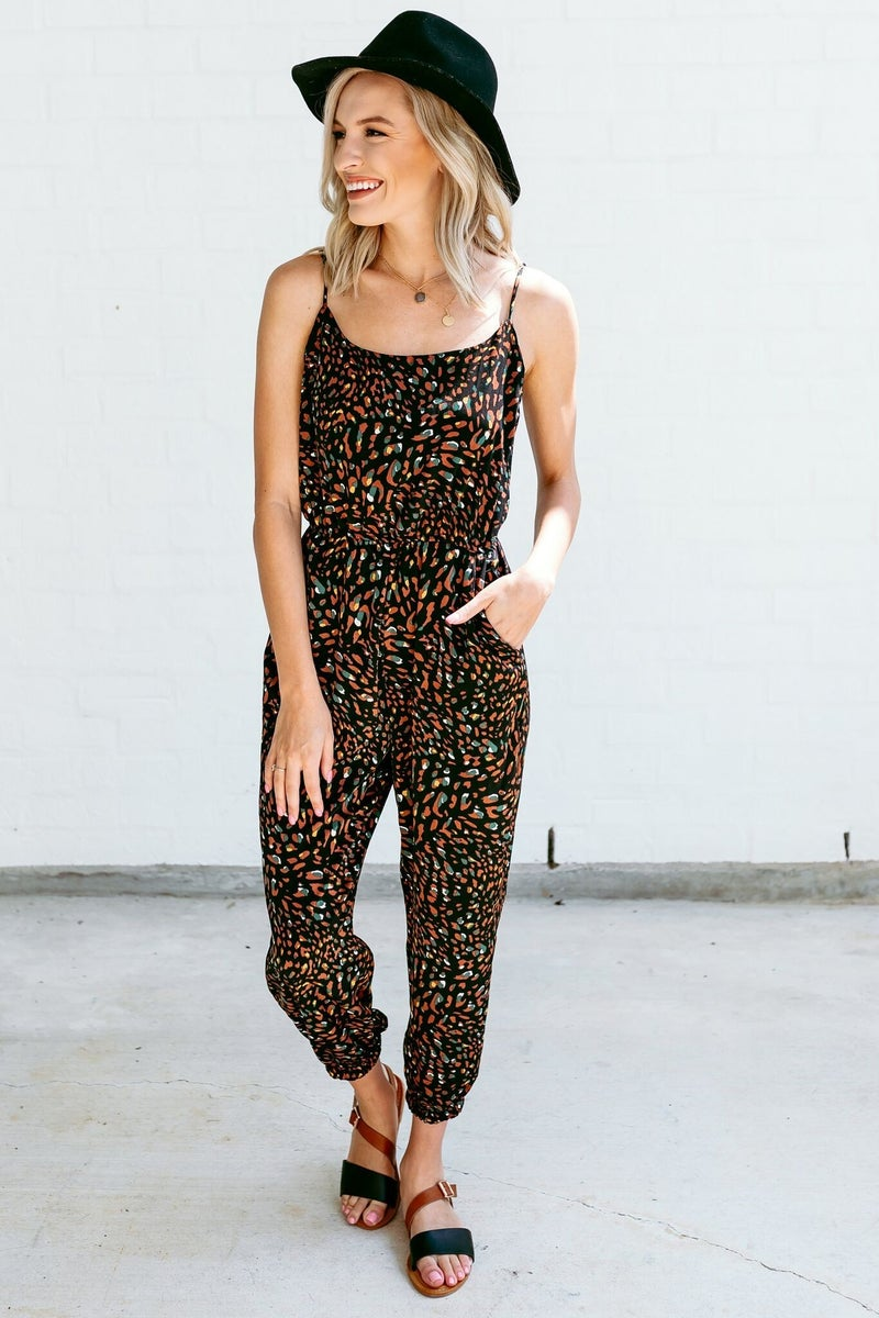 Forever Chic Jumpsuit
