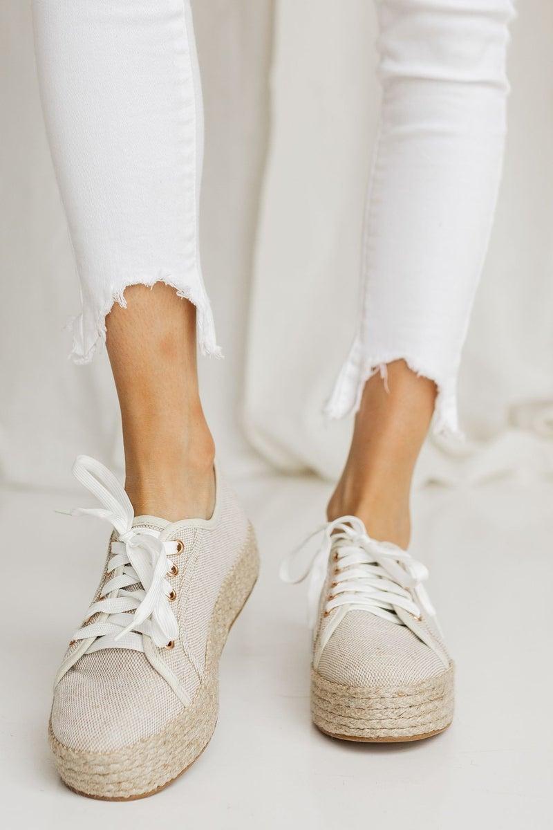 Broad Horizons Sneaker