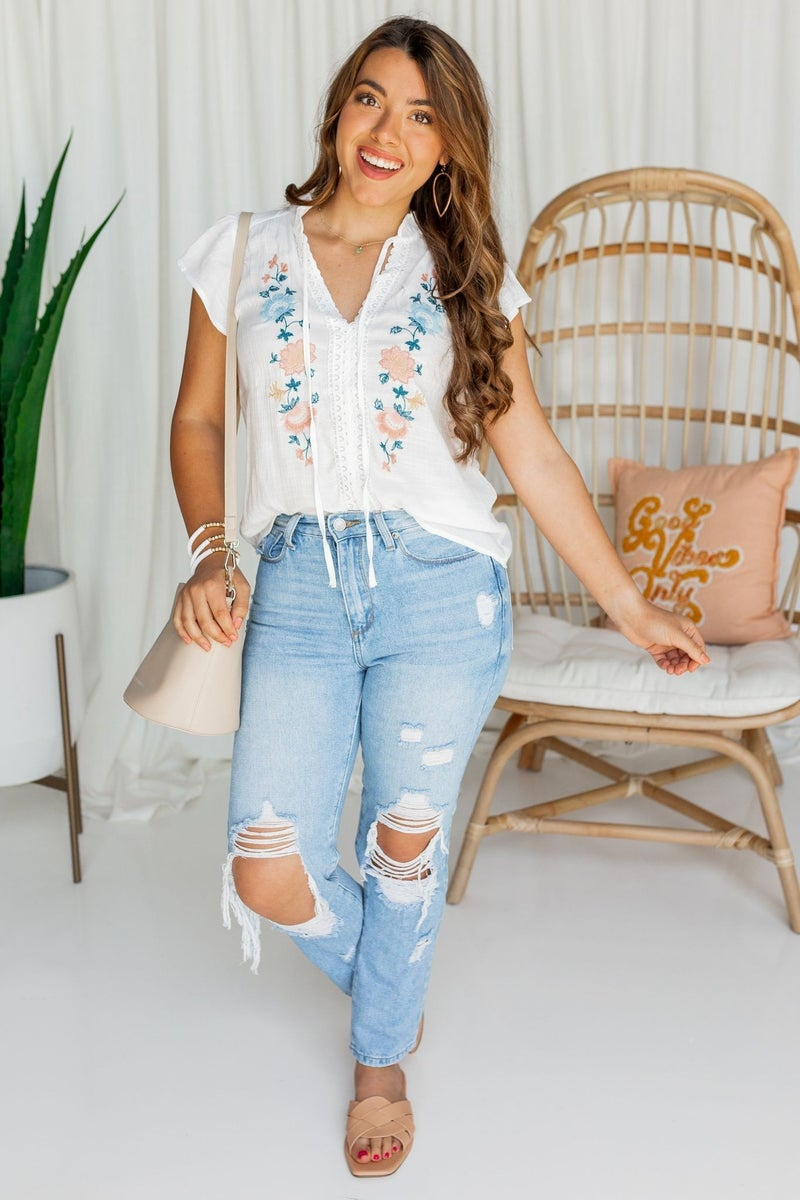 Summer in the City Top