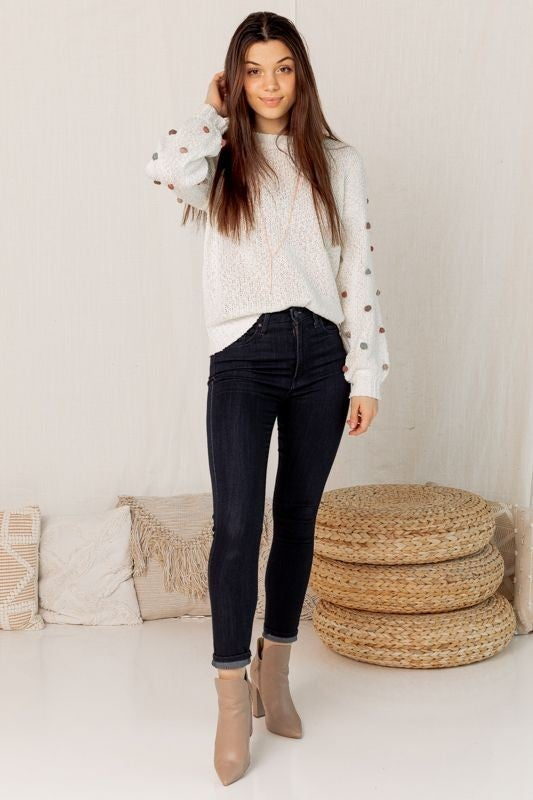 Pop of Fun Sweater