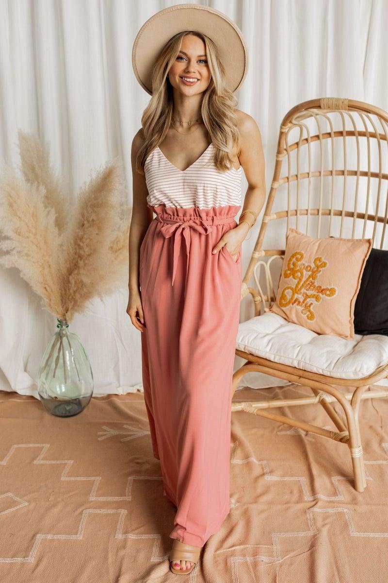 Hello Sunny Days Maxi Dress