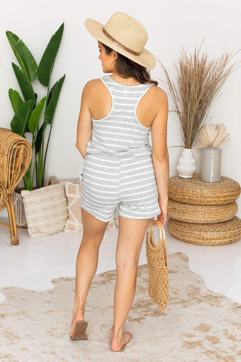 A Summer's Day Romper
