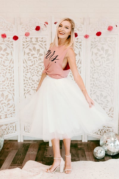 Life of the Party Tulle Skirt