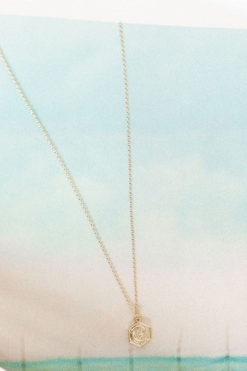 Moon Over Mexico Necklace *Final Sale*