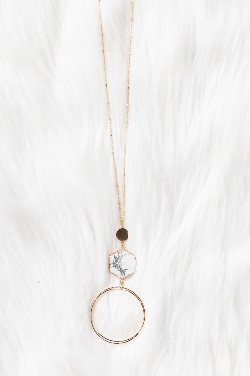 Don't Forget to Shine Necklace *Final Sale*