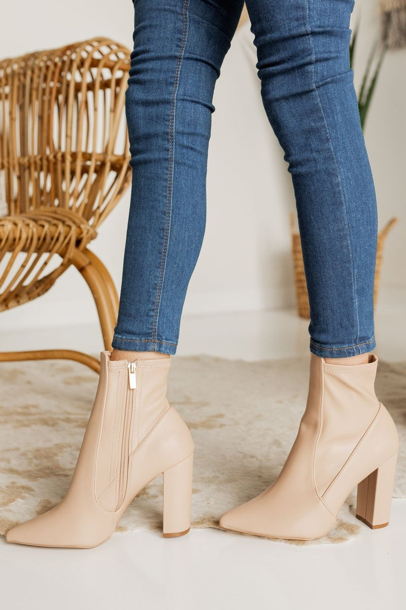 Talk Chic Booties