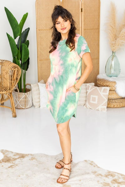 It's a Vibe Dress