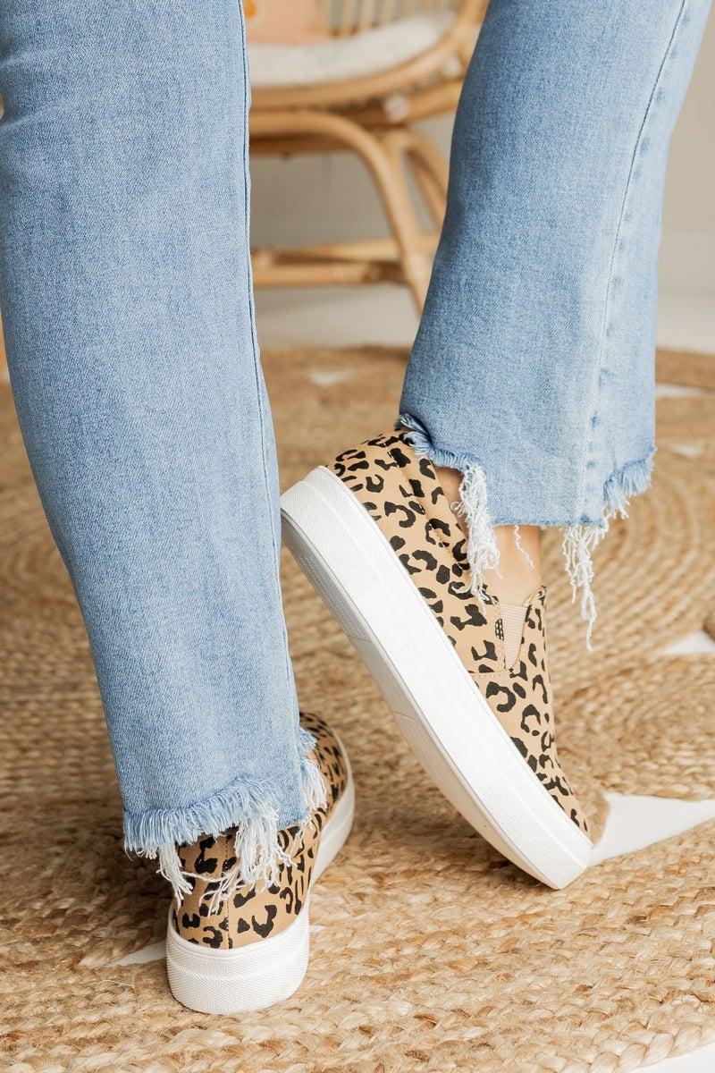 Suede to Comfort Sneaker