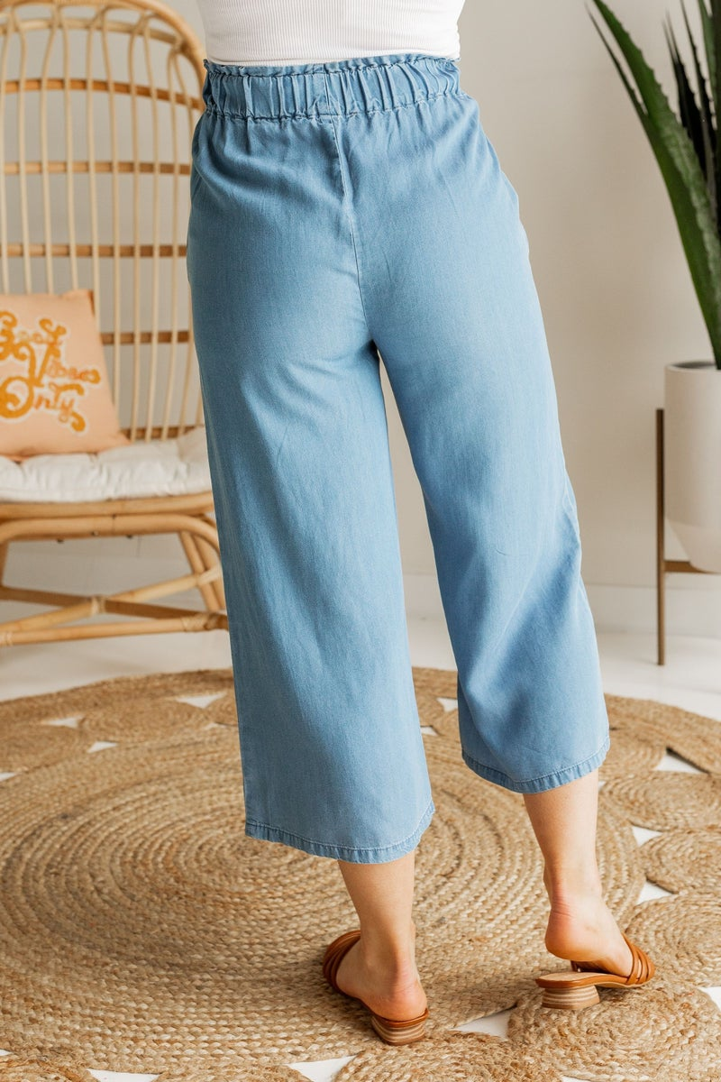 Stand Tall Paperbag Pant