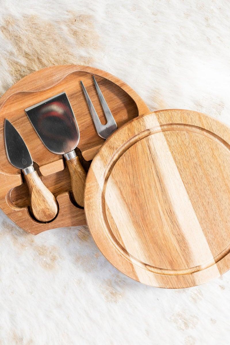 Say Cheese, Cheese Board and Tool Set