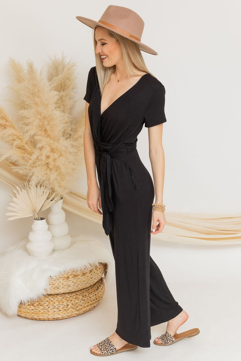 Stay With It Jumpsuit
