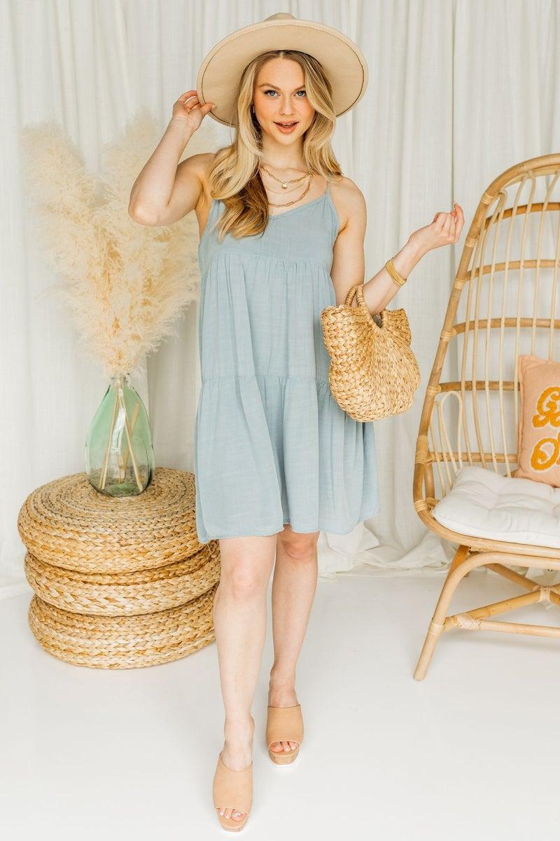 Weekend in the Sun Dress