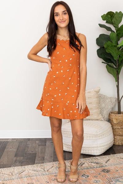 Spiced Up Dress
