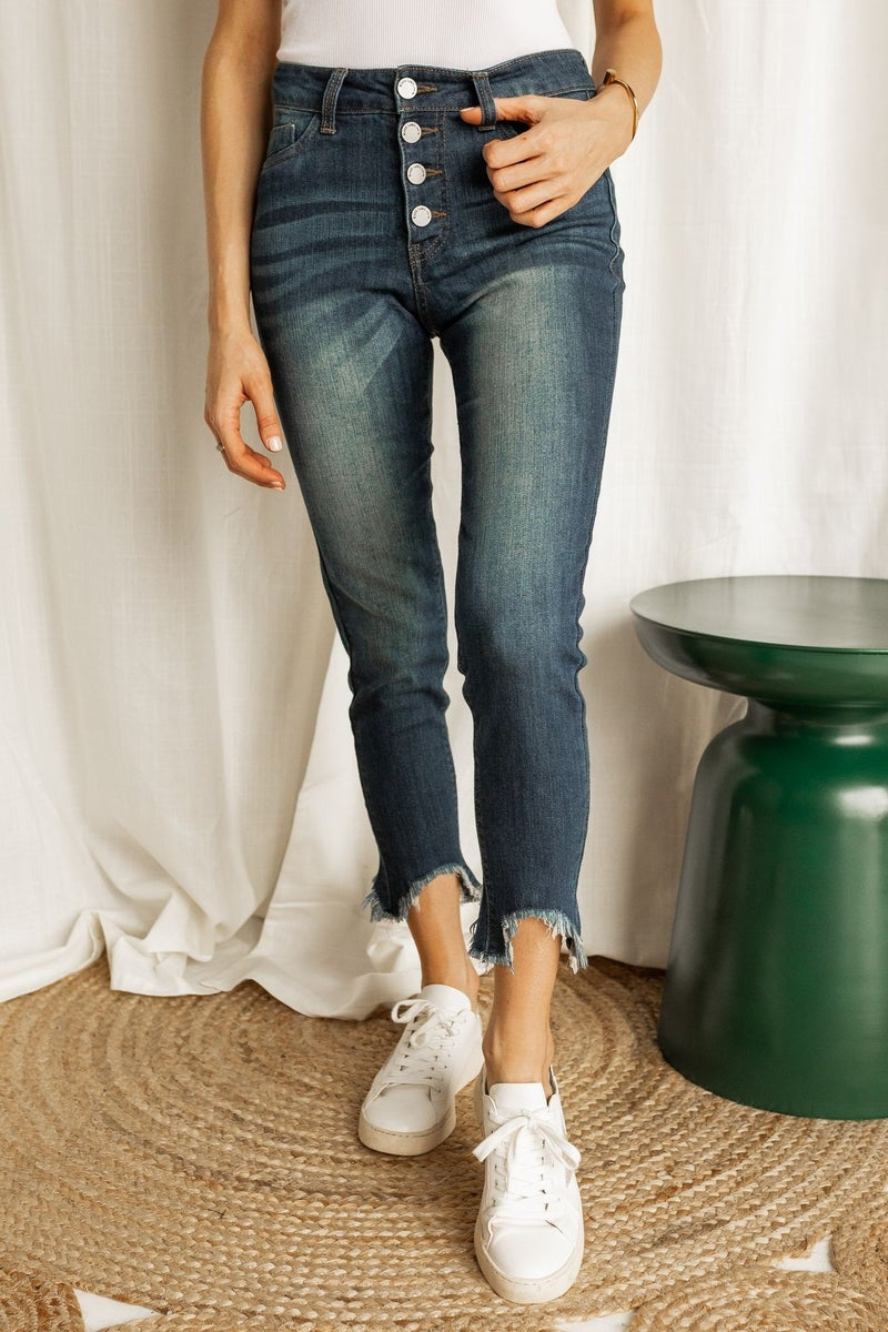 The One and Only Skinny Denim