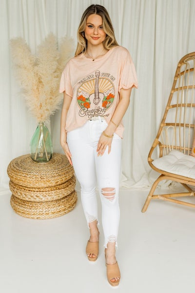Country Strong Tee