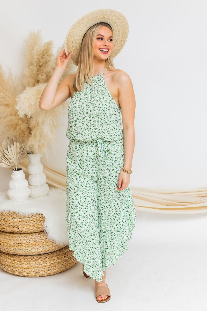 Fields of Daises Jumpsuit