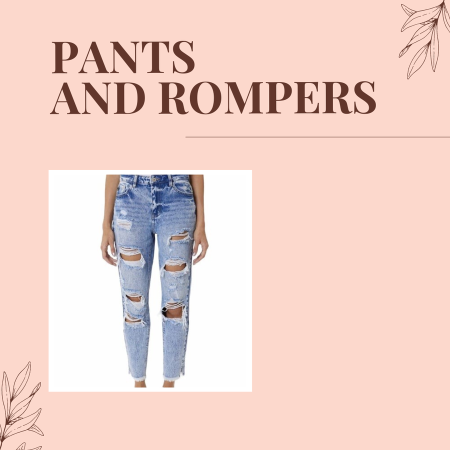 Pants & Rompers