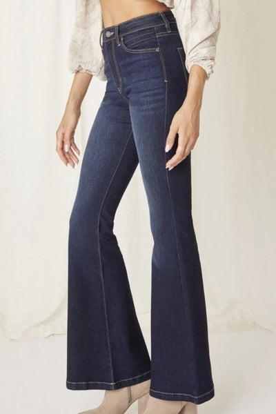 Kancan Roel High Rise Super Flare Jeans