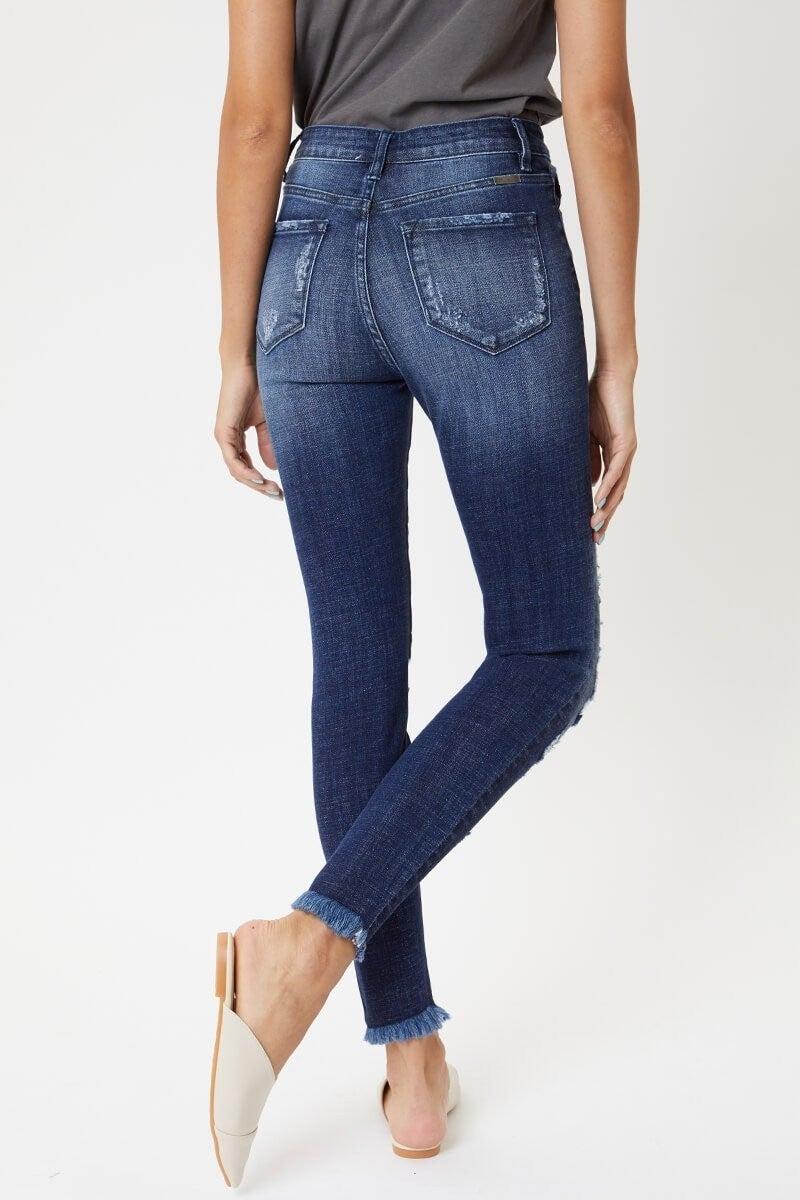 Gallagher High Rise Super Skinny Jeans