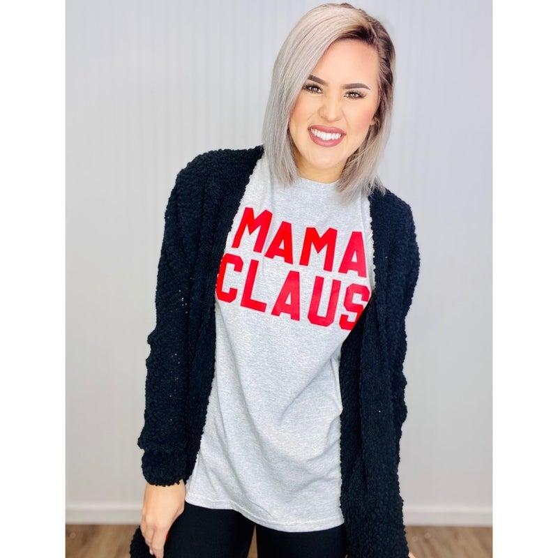 Graphic- Mama Claus