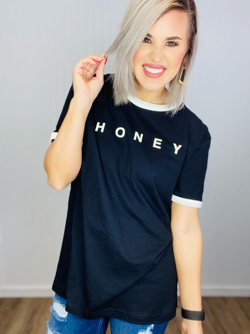 Graphic- Honey