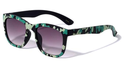 Kids Camo Sunglasses - Random