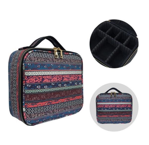 pre-order Multifunctional Floral Cosmetic Bag