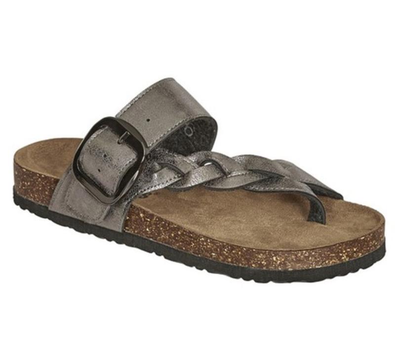 Braided Sandal