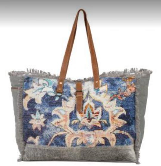 Myra- Dazzle weekender bag