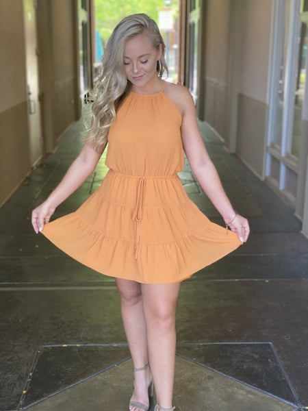 Mimosa Mornings Dress