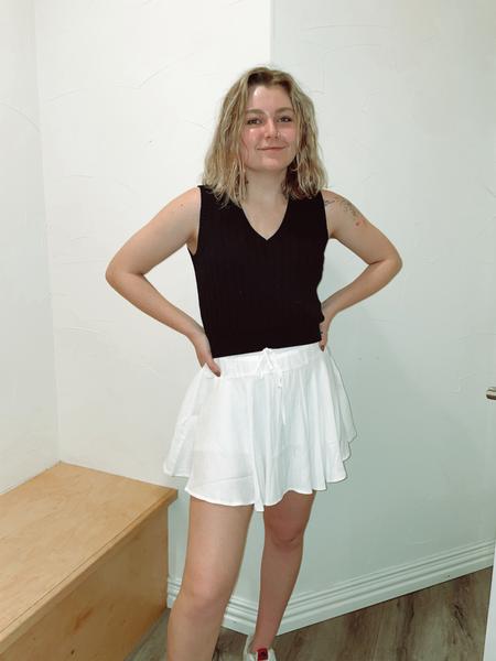 On the Go Skirt