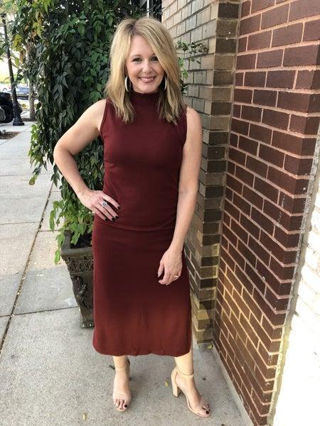 Simply Chic Fall Dress