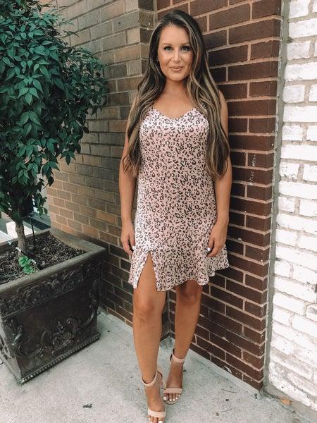 Silky Chic Dress