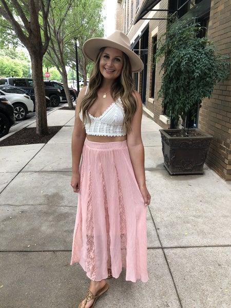 Sweetheart Midi Skirt