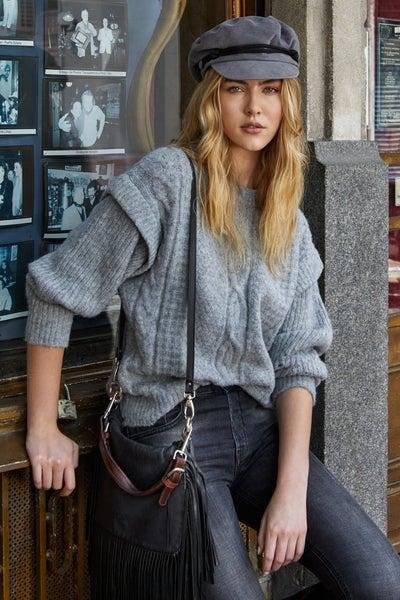Dorrie Sweater Top