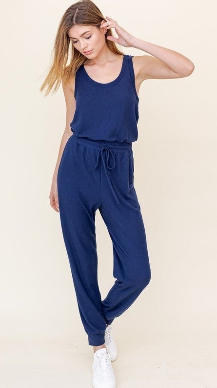 Let's Hear It for the Back Jumpsuit