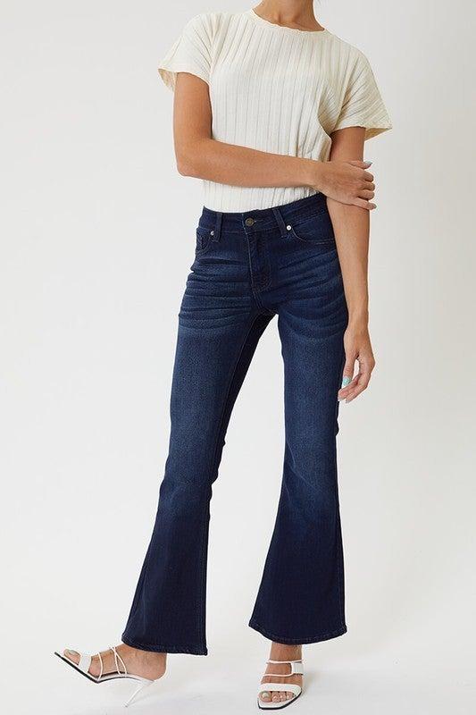 Petite Flare Jeans