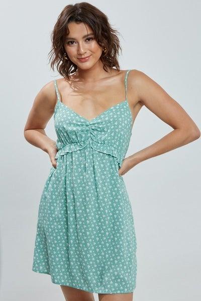 Cassidy Ruffle Dress