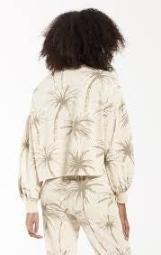 Coconut Palm Tempest Pullover *Final Sale*