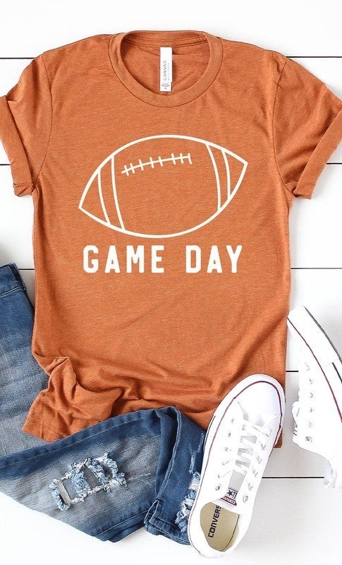 Game Day Graphic Tee