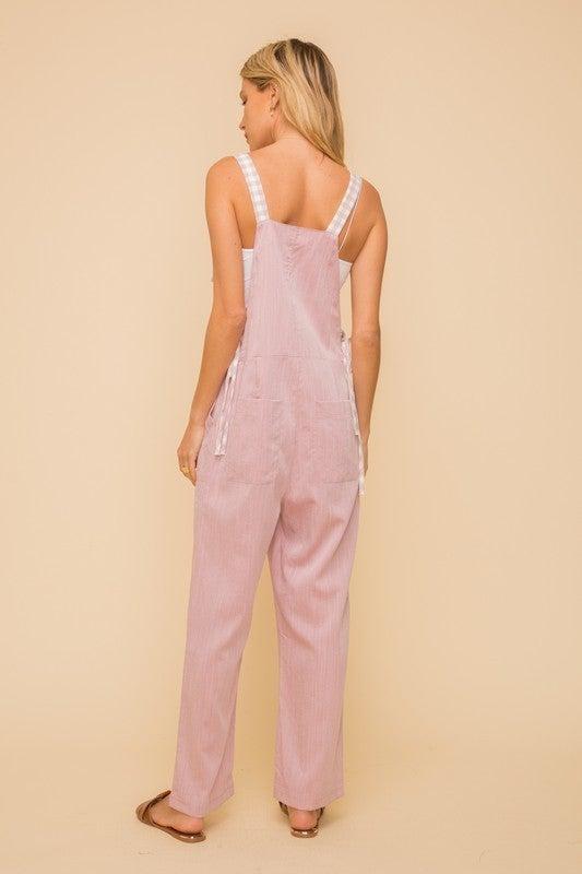 Beautiful Blush Jumpsuit *Final Sale*