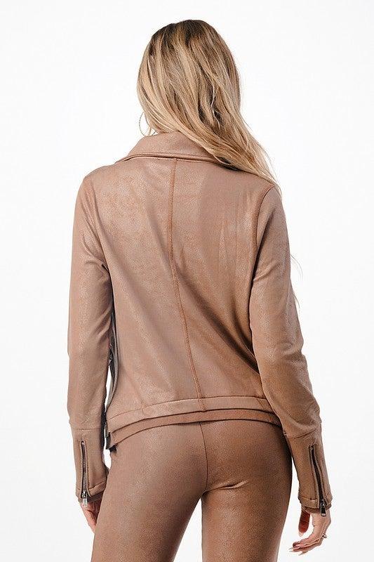 Moto Babe Jacket