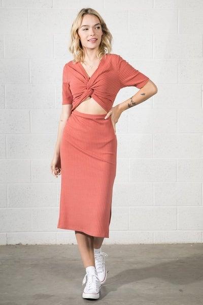 Rosita Bodycon Dress