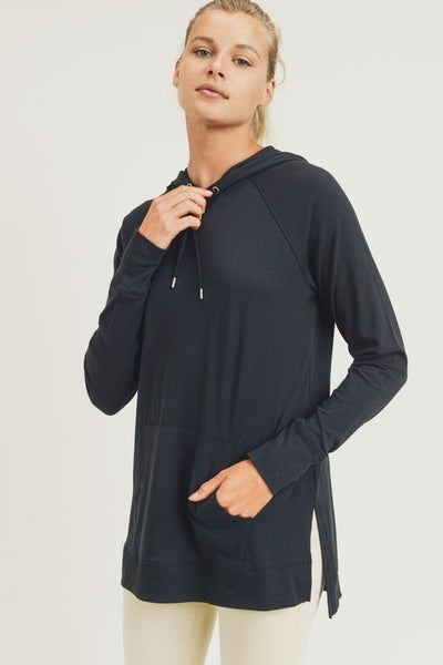 Kangaroo Pocket Pullover