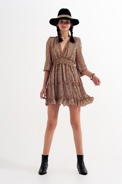 Wild Side Mini Dress