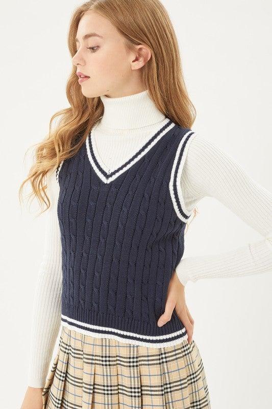 Melody Sweater Vest