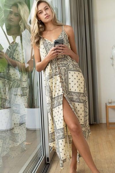 Sunshine Midi Dress