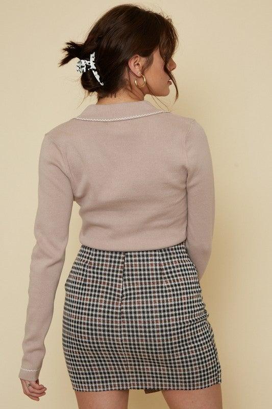 Kennedy Sweater Top
