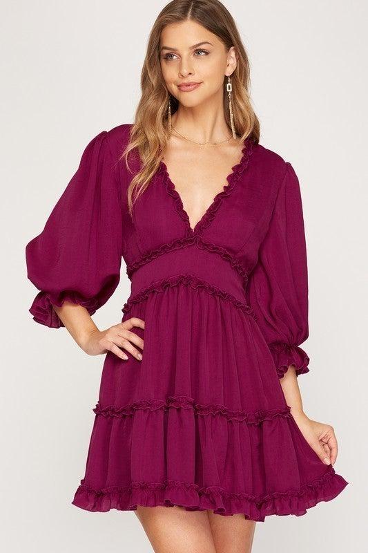 Sadie Dress *Final Sale*