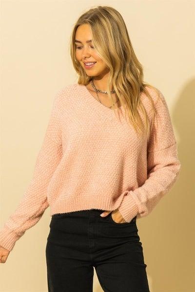 Fallin' For You Sweater